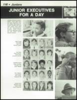 1984 Dayton Christian High School Yearbook Page 120 & 121