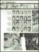 1984 Dayton Christian High School Yearbook Page 128 & 129