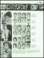 1984 Dayton Christian High School Yearbook Page 130 & 131