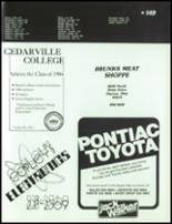 1984 Dayton Christian High School Yearbook Page 152 & 153
