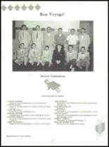 1958 Mauston Area High School Yearbook Page 14 & 15