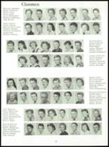 1958 Mauston Area High School Yearbook Page 22 & 23