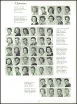 1958 Mauston Area High School Yearbook Page 24 & 25