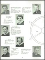 1958 Mauston Area High School Yearbook Page 30 & 31