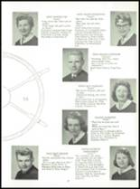 1958 Mauston Area High School Yearbook Page 32 & 33