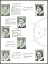 1958 Mauston Area High School Yearbook Page 34 & 35