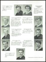 1958 Mauston Area High School Yearbook Page 36 & 37