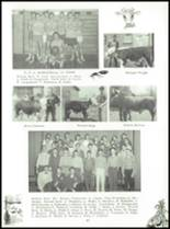 1958 Mauston Area High School Yearbook Page 68 & 69