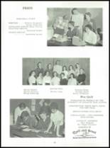 1958 Mauston Area High School Yearbook Page 72 & 73