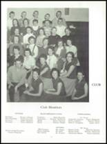 1958 Mauston Area High School Yearbook Page 80 & 81