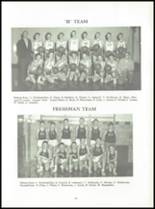 1958 Mauston Area High School Yearbook Page 88 & 89