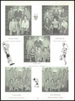 1958 Mauston Area High School Yearbook Page 90 & 91