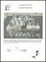 1958 Mauston Area High School Yearbook Page 92 & 93