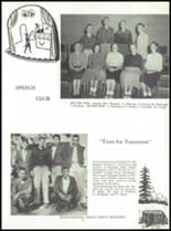 1958 Mauston Area High School Yearbook Page 94 & 95