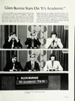 1972 Glen Burnie High School Yearbook Page 28 & 29