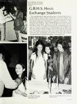1972 Glen Burnie High School Yearbook Page 34 & 35