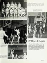 1972 Glen Burnie High School Yearbook Page 76 & 77