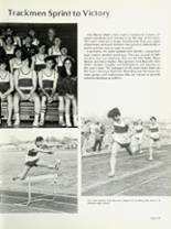 1972 Glen Burnie High School Yearbook Page 92 & 93