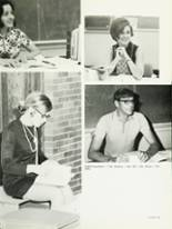 1972 Glen Burnie High School Yearbook Page 108 & 109