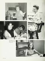 1972 Glen Burnie High School Yearbook Page 110 & 111