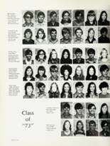 1972 Glen Burnie High School Yearbook Page 164 & 165