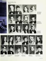 1972 Glen Burnie High School Yearbook Page 182 & 183