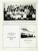1972 Glen Burnie High School Yearbook Page 198 & 199
