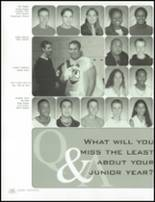 2002 Monmouth Regional High School Yearbook Page 56 & 57