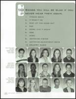 2002 Monmouth Regional High School Yearbook Page 76 & 77