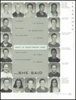 2002 Monmouth Regional High School Yearbook Page 86 & 87
