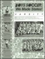2002 Monmouth Regional High School Yearbook Page 116 & 117