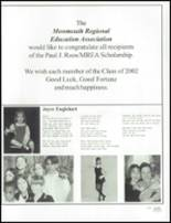 2002 Monmouth Regional High School Yearbook Page 238 & 239
