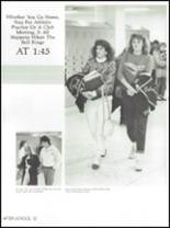 1986 Osbourn Park High School Yearbook Page 16 & 17