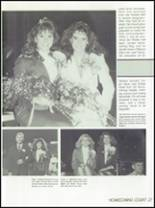 1986 Osbourn Park High School Yearbook Page 30 & 31