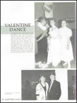 1986 Osbourn Park High School Yearbook Page 40 & 41