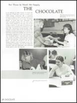 1986 Osbourn Park High School Yearbook Page 42 & 43