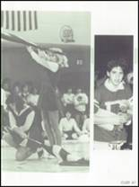 1986 Osbourn Park High School Yearbook Page 46 & 47
