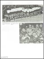 1986 Osbourn Park High School Yearbook Page 48 & 49