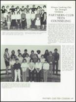 1986 Osbourn Park High School Yearbook Page 52 & 53