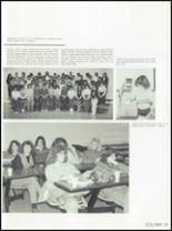 1986 Osbourn Park High School Yearbook Page 54 & 55