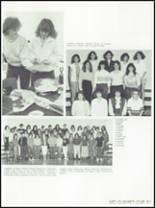1986 Osbourn Park High School Yearbook Page 56 & 57