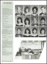1986 Osbourn Park High School Yearbook Page 88 & 89