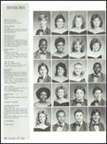 1986 Osbourn Park High School Yearbook Page 90 & 91