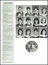 1986 Osbourn Park High School Yearbook Page 100 & 101