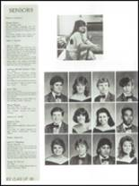 1986 Osbourn Park High School Yearbook Page 106 & 107