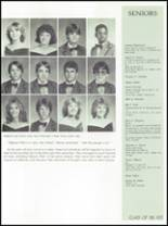 1986 Osbourn Park High School Yearbook Page 108 & 109