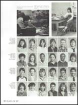 1986 Osbourn Park High School Yearbook Page 116 & 117