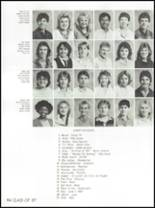 1986 Osbourn Park High School Yearbook Page 118 & 119