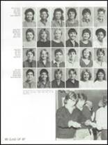 1986 Osbourn Park High School Yearbook Page 122 & 123