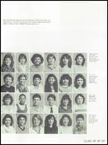 1986 Osbourn Park High School Yearbook Page 124 & 125